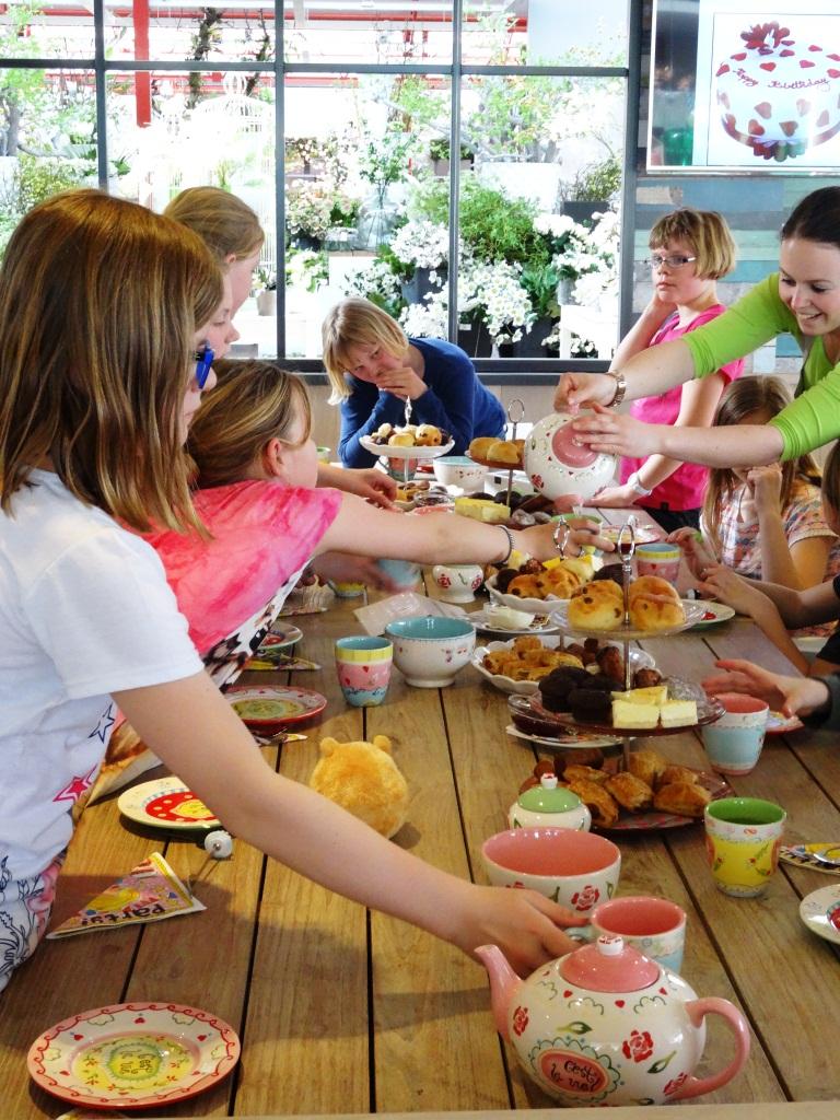 Vier het gezelligste kinderfeestje in de buurt van Hengelo!