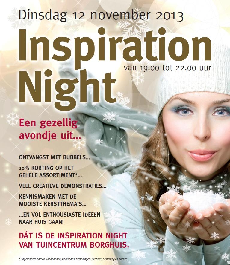 Inspiration night tuincentrum borghuis in deurningen for Borghuis deurningen