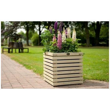 Elan bloembak excellent 50 tuinhout tuincentrum for Borghuis deurningen